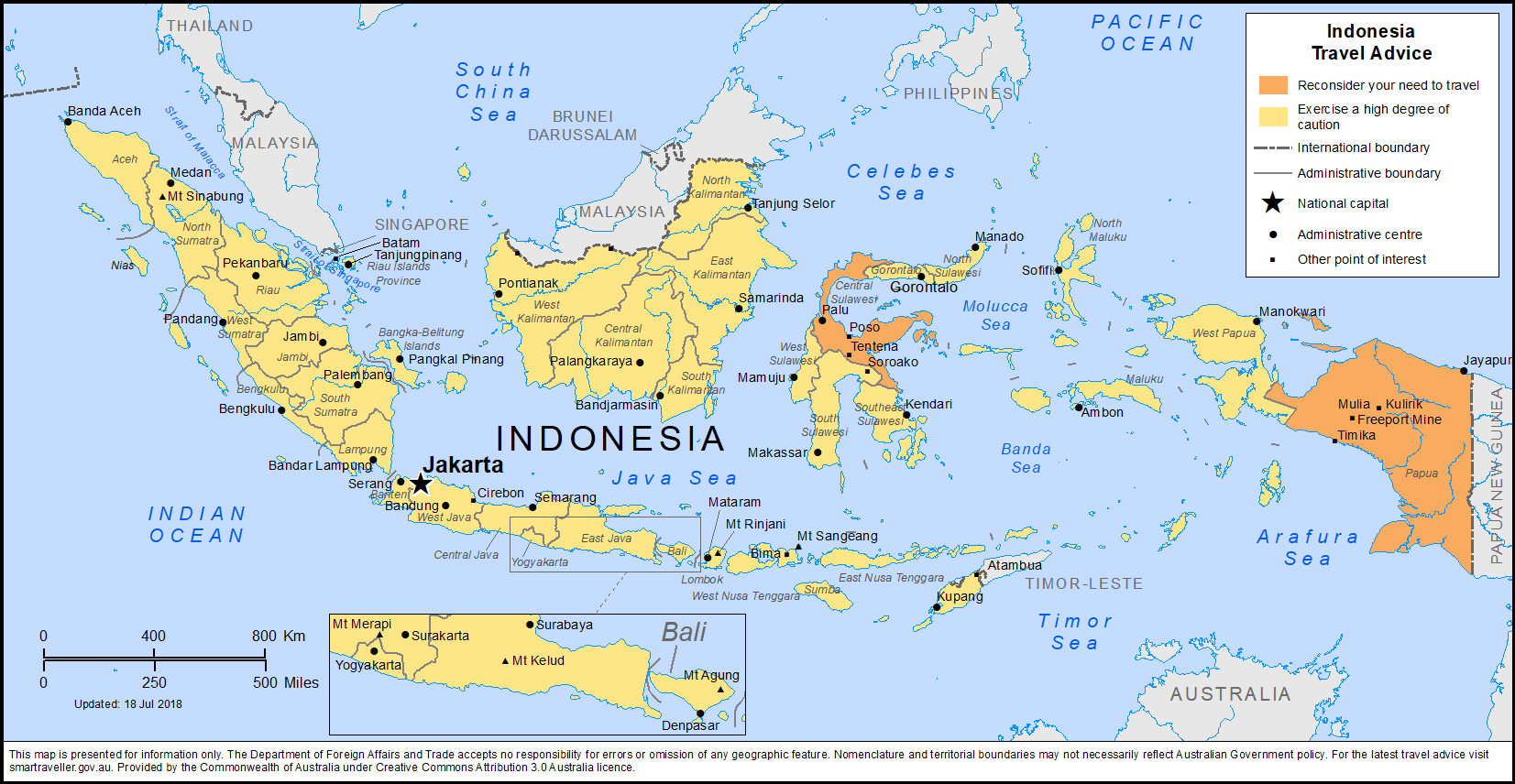 penjuru Indonesia